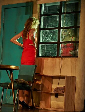 New York, New York - Sept. 13, 2015  Nina Arianda Broadway production of Sam Shepard's play  Fool for Love , at the Manhattan Theater Club's Friedman Theater  Credit: Robert Altman