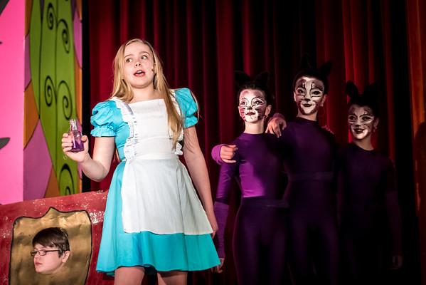 Alice in Wonderland 2014