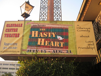 Glendale Centre Theatre - The Hasty Heart - 2010_08_05