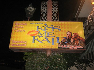 Glendale Centre Theatre - Kiss Me Kate - 2010_02_17
