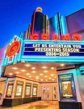 Grand Theatre Presenting Season