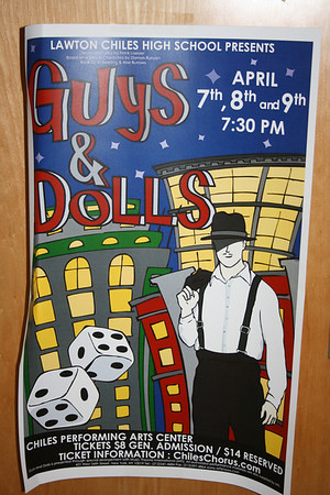 Guys and Dolls - Chiles High School