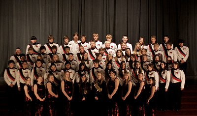 HHS Band Group Pictures