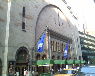 HMS Pinafore at the NY City Center