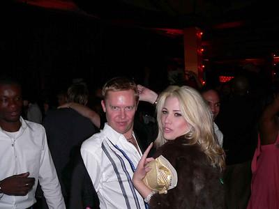 Me & Natasha dancing!