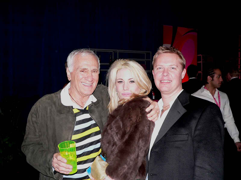 "Broadway legend Dick Latessa, star of ""Hairspray"", Natasha and me"