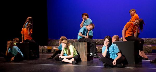 Hats Off to Broadway II, CRT Kids Summer 2014