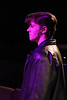 Evan Fornachon as J.D., in New Line Theatre's HEATHERS, 2015. Photo credit: Jill Ritter Lindberg.