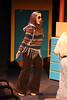 The Stoner Chick (Victoria Valentine), in New Line Theatre's HEATHERS, 2015. Photo credit: Jill Ritter Lindberg.