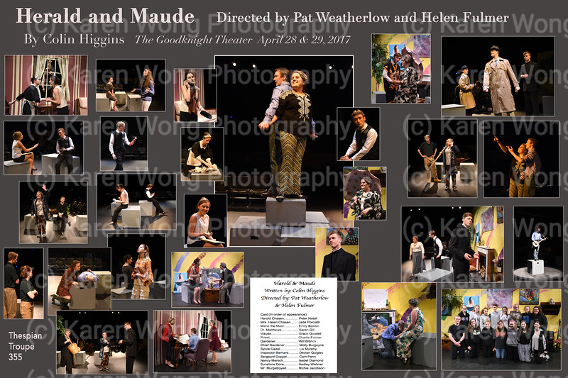 Herald and Maude Poster