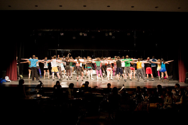 A Chorus Line - Kennedy High School