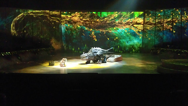 How To Train Your Dragon Live