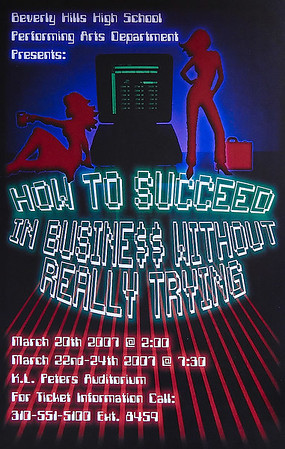 <center>How to Succeed in Business Without Really Trying @ BHHS