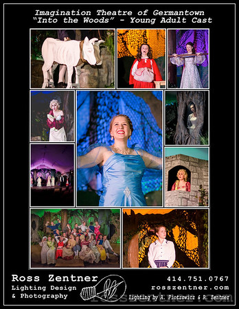 "Imagination Theatre ""Into the Woods"" - Young Adult Cast"