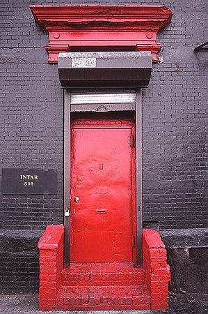 INTAR at 53rd Street circa 2002