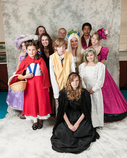 SCPA Production of Into The Woods Cast Photos-22