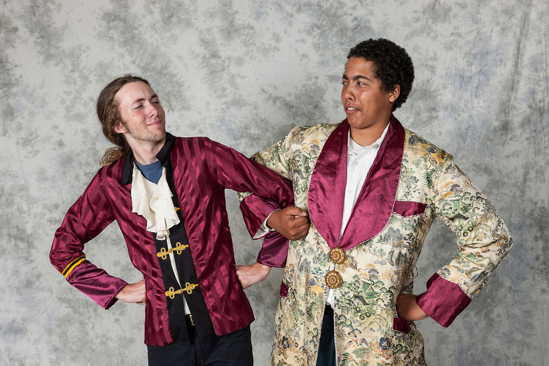 SCPA Production of Into The Woods Cast Photos-56