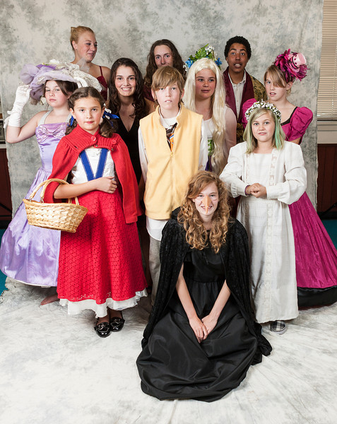 SCPA Production of Into The Woods Cast Photos-26