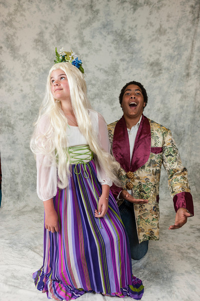 SCPA Production of Into The Woods Cast Photos-3