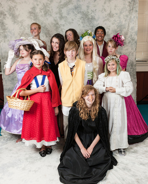 SCPA Production of Into The Woods Cast Photos-24