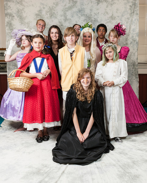 SCPA Production of Into The Woods Cast Photos-27