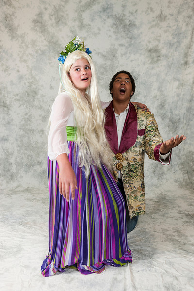 SCPA Production of Into The Woods Cast Photos-4