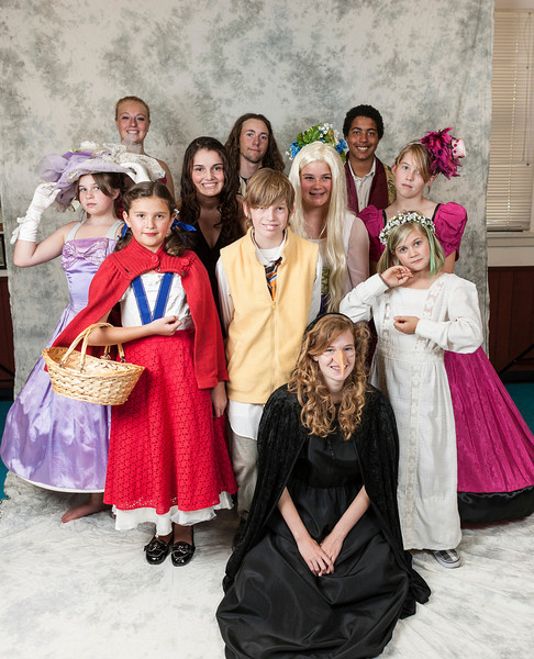 SCPA Production of Into The Woods Cast Photos-23