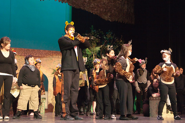 Jungle Book Production Cast A Sunday-Bob Heathcote Photography