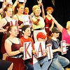 The Birkdale Orpheus Society is presenting the show Kiss Me Kate, the musical based on Shakespeare's Taming of the Shrew, at the Arts Centre from 22nd to 25th October 2003.