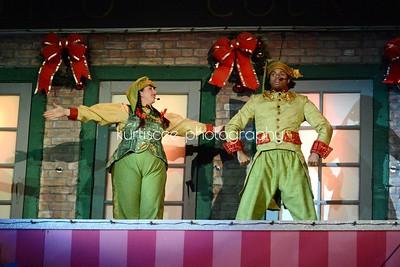 Knott's Berry Farm Final Show 1-3-16
