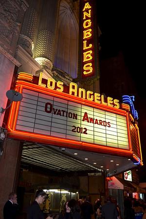 LA Stage Alliance Ovation Awards - Nov. 12, 2012
