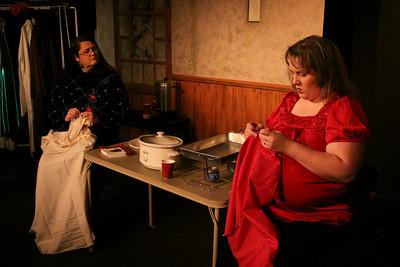 2.)Tammy Wolfgram as Rhonda Lynn;     Kim Rohn as Frankie