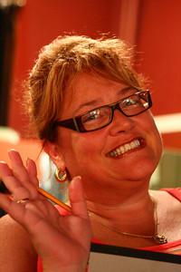 Karen Kruger (Director and Strong Soul Sister)