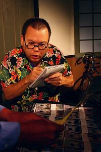 Wesley Yoshino as Irving