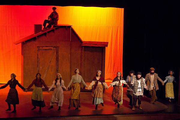 LHS 2010 Fiddler on the Roof
