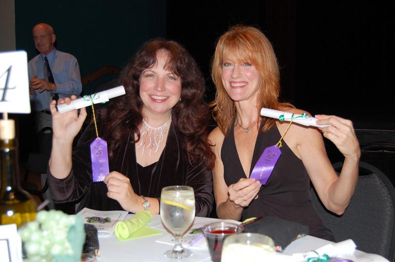 Cherie Albury and Katherine Goelz