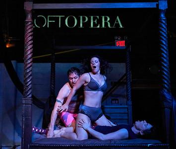 Loft Opera Dress Rehearsal at The Muse