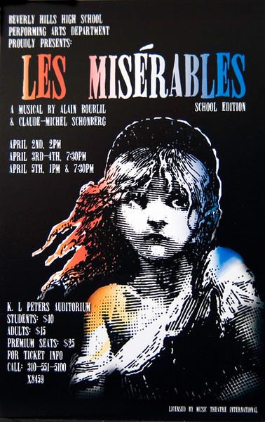 Les Misérables @ BHHS
