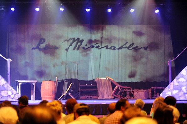 Les Miserables At Factory
