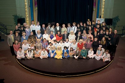 MLT Gypsy Cast Photo