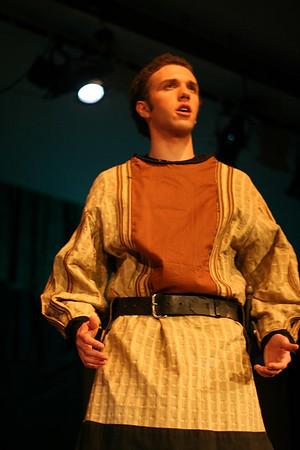 Macbeth Dress Rehearsal