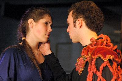 Macbeth Final Rehearsal
