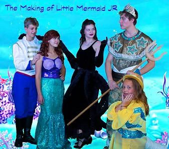 Making of Little Mermaid