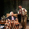 Kathleen Butler and Michael Glenn in MARJORIE PRIME at Olney Theatre Center.<br /> Photo: Nicholas Griner