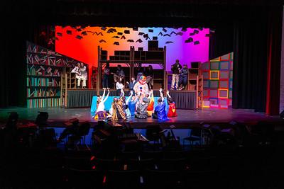 Matilda - Chap Theater 2020-11