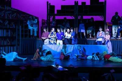 Matilda - Chap Theater 2020-21