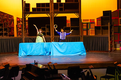 Matilda - Chap Theater 2020-3