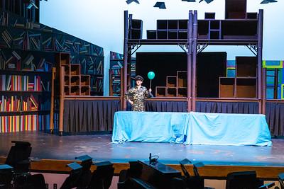Matilda - Chap Theater 2020-6