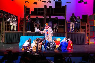 Matilda - Chap Theater 2020-12