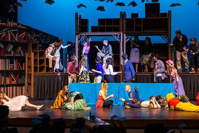 Matilda - Chap Theater 2020-22